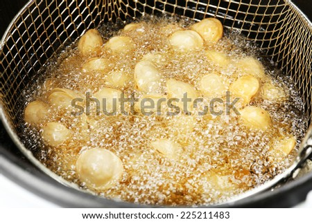 Чебуреки во фритюрнице рецепт с фото