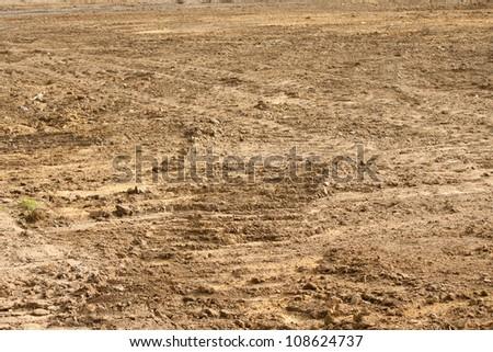 earth ground - stock photo