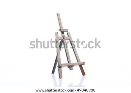 Eassel - stock photo