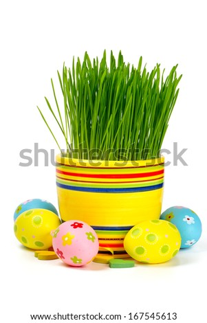 Easter Decoration - stock photo