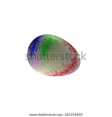 Easter Eggs Spring - stock photo