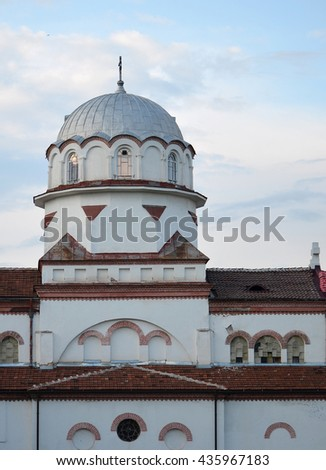 Eastern European Orthodox Church - stock photo