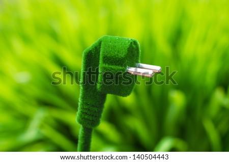 eco  concept - stock photo