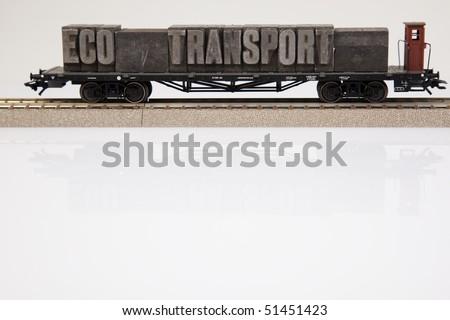 Eco Transport - stock photo
