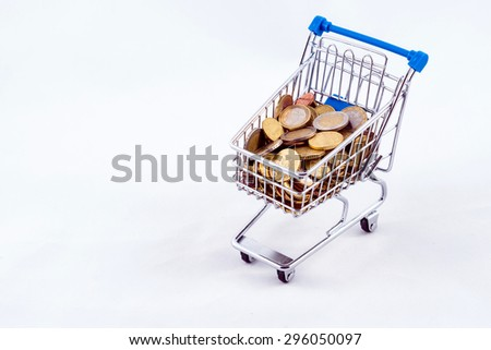 economic recovery from the crisis - stock photo