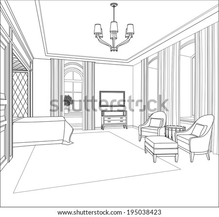 Bedroom Designs Outline decorating a purple bedroom. decorating. home plan and house