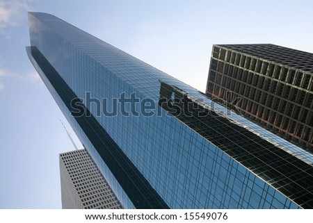 Editorial Use Only: Tall and Big Houston (Release Information: Editorial Use Only. Use of this image in advertising or for promotional purposes is prohibited.) - stock photo