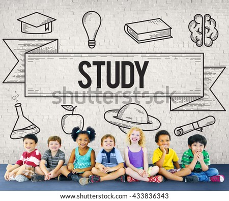 Education Learning Ideas Study Knowledge Concept  - stock photo