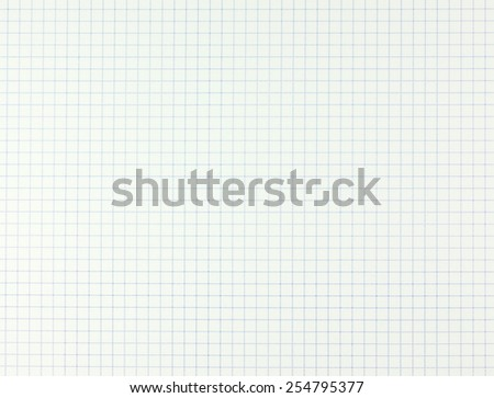 Education notebook grid texture background -  - stock photo