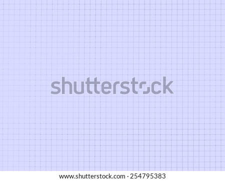 Education notebook grid texture background - blue style - stock photo