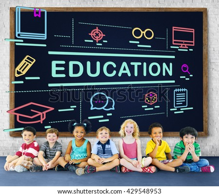 Education Study Learning Science Knowledge Concept - stock photo