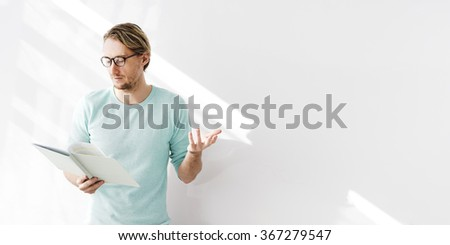 Education Teaching Lesson Knowledge Concept - stock photo