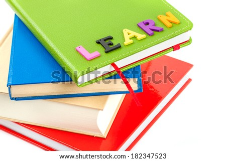 Educational Reading Concept  - stock photo