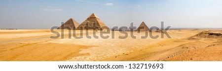egypt - stock photo