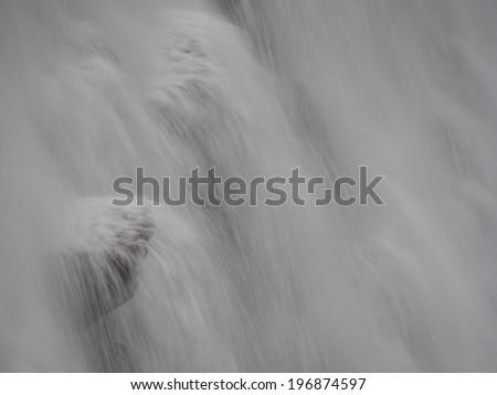 Elan Valley dam  - stock photo
