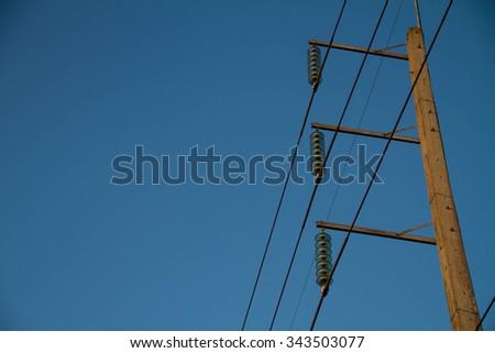 electrical equipment - stock photo