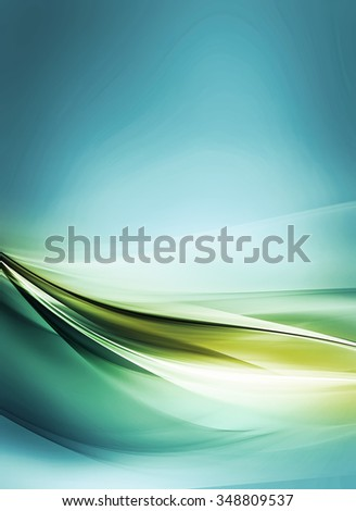 Elegant abstract for your awesome ideas. - stock photo