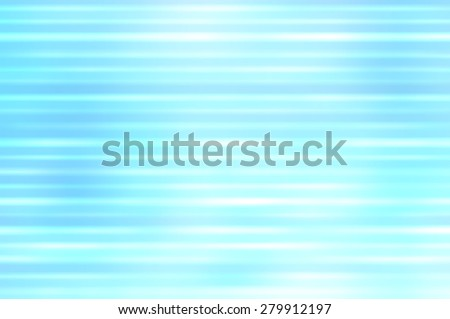Elegant abstract horizontal blue background with lines - stock photo