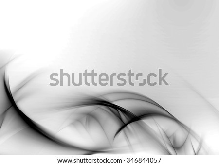 Elegant black and white background for your awesome ideas. You can use it as background, design element or mask in graphics editors. Continuation soon - stock photo