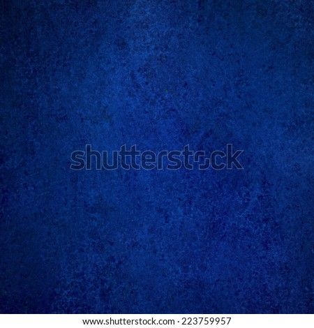 elegant blue background texture paper, faint rustic grunge paint design, old distressed blue wall paint  - stock photo