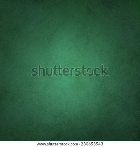 elegant green background texture paper, faint rustic grunge border paint design - stock photo