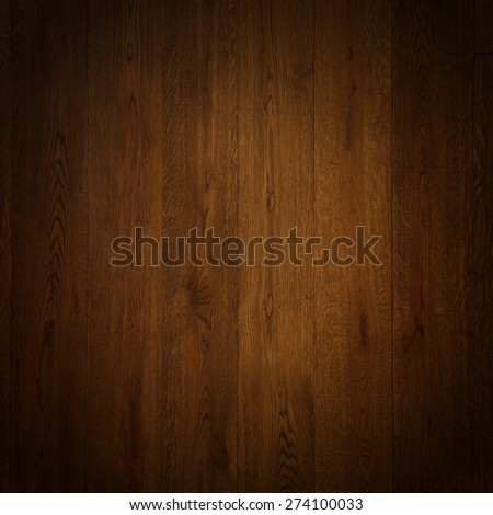 elegant wooden background texture with vignette. - stock photo