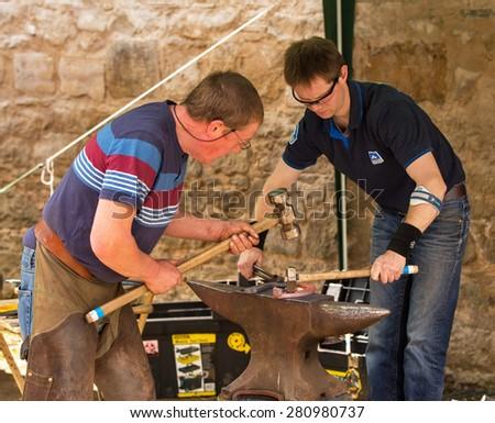 adult workers in elgin scotland