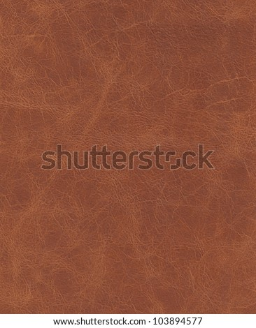 elite brown leather background. - stock photo