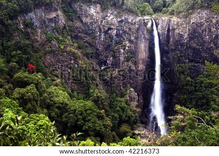 Ellensborough Falls - stock photo