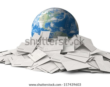 Email Concepts - stock photo
