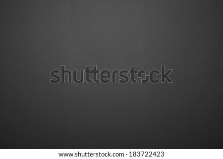 Empty Blackboard - stock photo