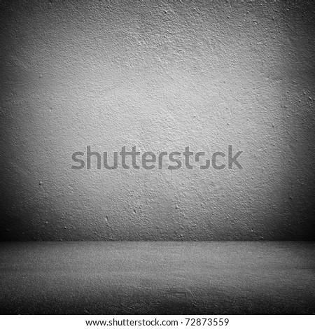 empty interior - stock photo