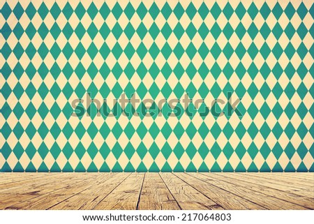 Empty Oktoberfest Background  - stock photo