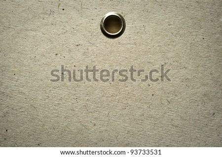 empty paper closeup - stock photo