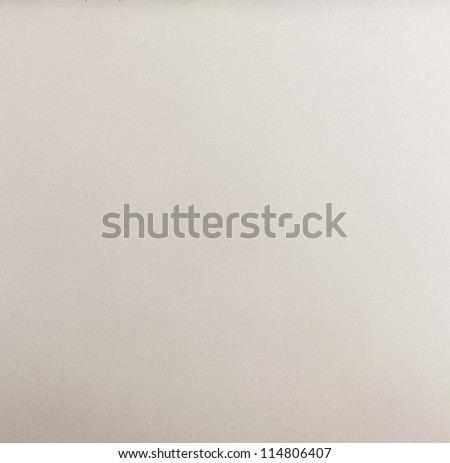 Empty white wall with light and parquet - stock photo