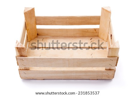 Wooden Fruit Crates uk Empty Wooden Crate For Fruits