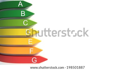 Energy efficiency concept. vitamins - stock photo