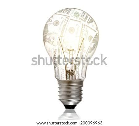Energy Savings - stock photo
