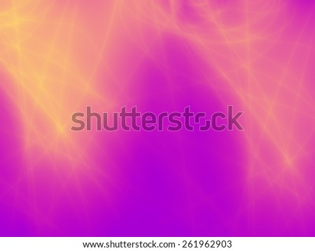 Energy storm purple technology abstract background - stock photo
