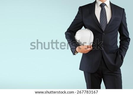 Engineering, engineer, industrial. - stock photo