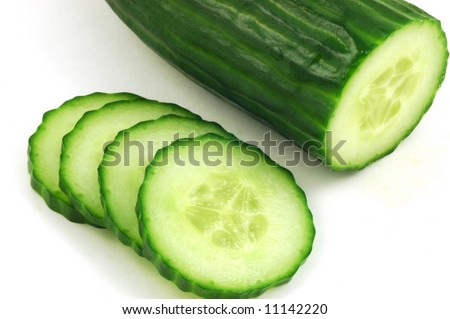 English Cucumber Stock Photos, Images, & Pictures ...