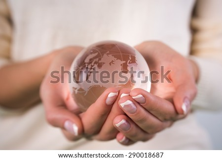 Environment, Business, Social Issues. - stock photo