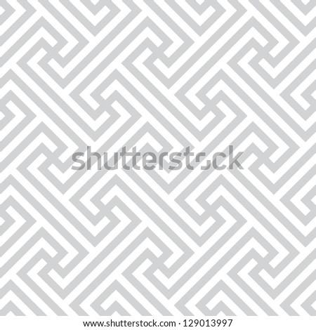 Ethnic simple pattern - Bali island, Indonesia - stock photo