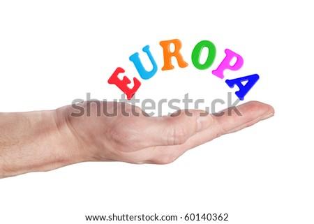 europa 2 - stock photo