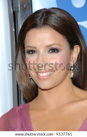 """Eva Longoria Parker at the premiere of """"Over Her Dead Body"""" held at the ArcLight Cinema in Hollywood, Los Angeles - 29 January 2008.  Credit: Entertainment Press - stock photo"""