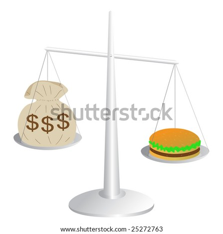 Expensive living. jpeg format. For vector version please see my portfolio - stock photo