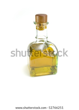 Extra Virgin Olive Oil - stock photo