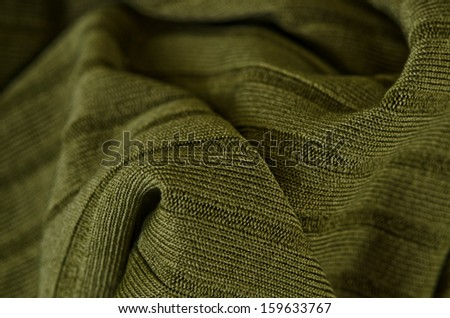fabric soft  surface - stock photo