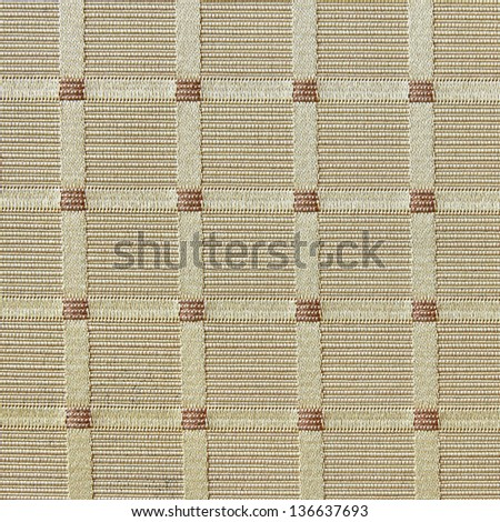 fabric striped texture for background - stock photo