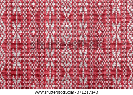 Fabric texture. Cloth background - stock photo